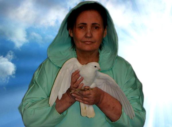 Ясновидящая из Казахстана Вера Лион