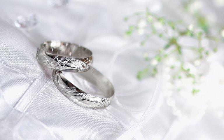кольцо безбрачия на руке