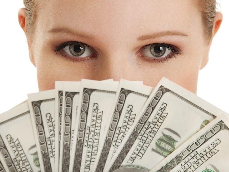 копейка в кошельке для привлечения денег