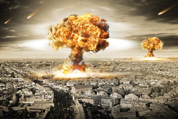 Будит ли ядерная война, по мнению экстрасенсов. Предсказание о 3 мировой ядерной войне